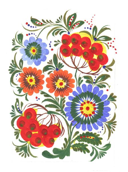 квіти фото малюнки