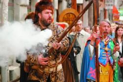 Василия Качмар, возрождение казацкого духа