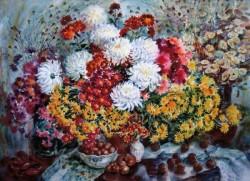 Картины Татьяны Голобородько