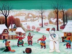 Рождественская Кутья