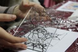 раскрашиваниt стекла от Наталии Чубко