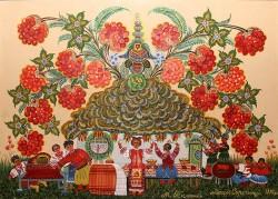 Марфа Тимченко, народная художница Украины