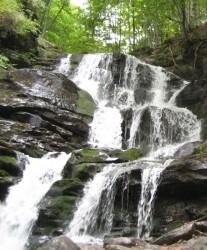 Шипотский водопад